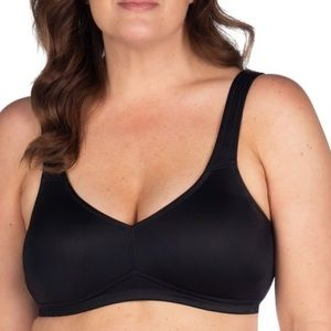 Leading Lady Black Dreamy Comfort Every Day Bra